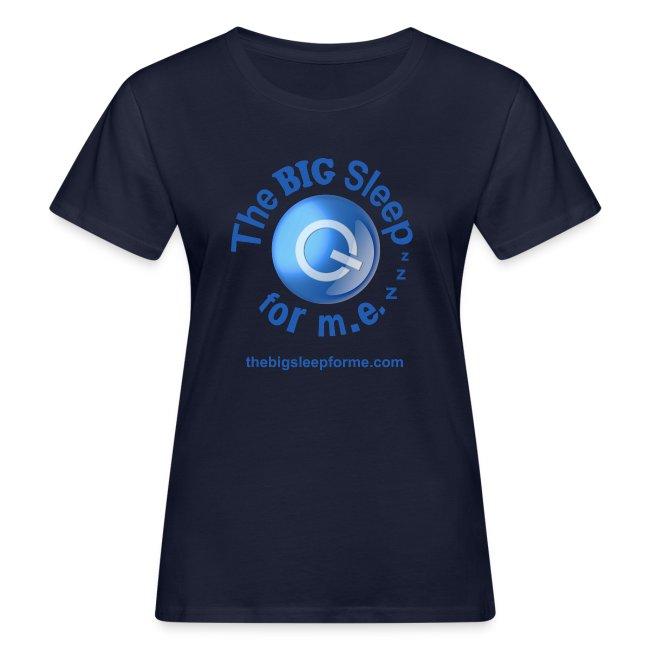 Women's Organic Logo T-Shirt