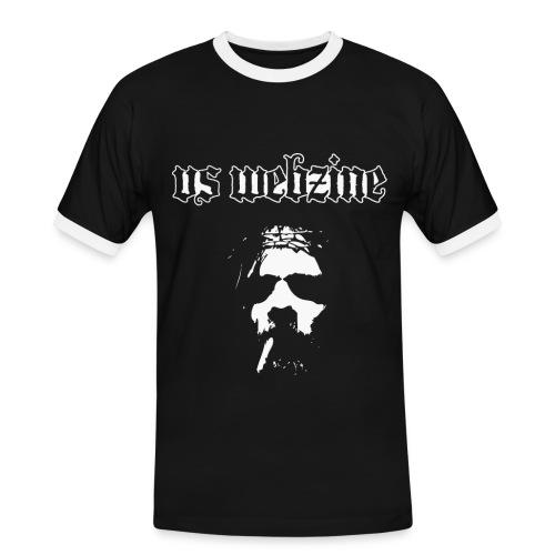 VS DOWN Classy - T-shirt contrasté Homme