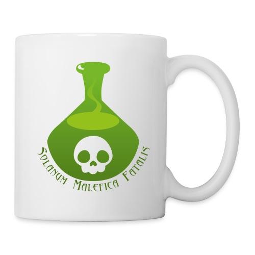 Solanum Maléfice Fatalis - Mug blanc