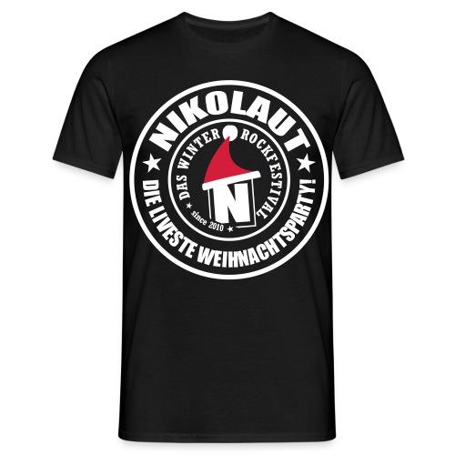NIKOLAUT stamp straight man - Männer T-Shirt