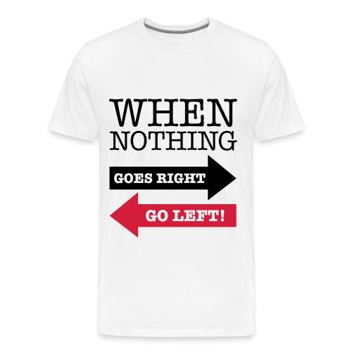 Solution-Shirt - Männer Premium T-Shirt