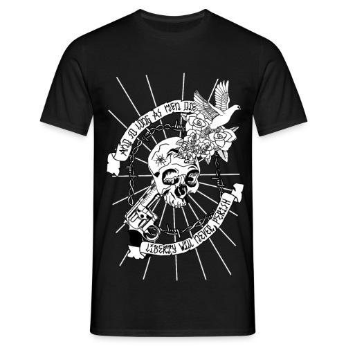 Liberty - Männer T-Shirt