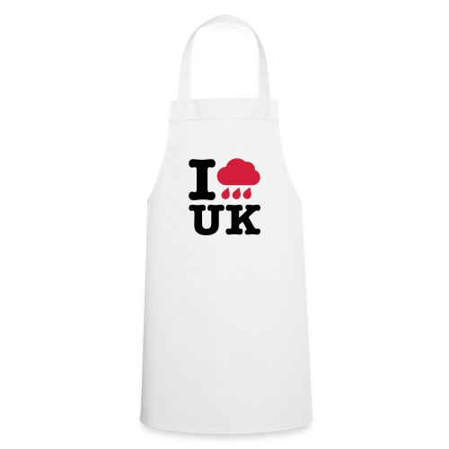 I @#$% UK BBQ Apron - Cooking Apron
