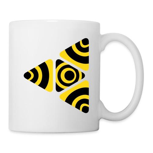 Zebra Triangle Tasse - Tasse