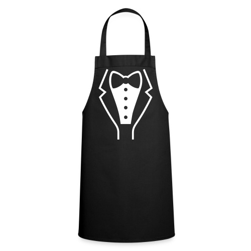 Tuxedo Apron - Cooking Apron