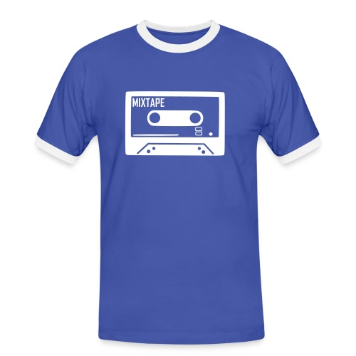 Tape - Men's Ringer Shirt
