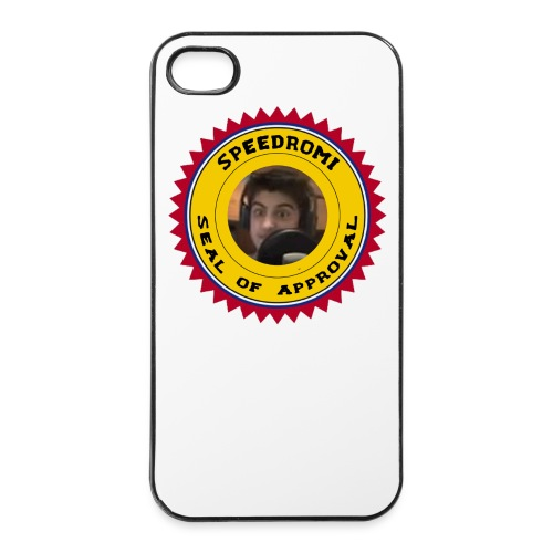 Seal of approval. - Coque rigide iPhone 4/4s
