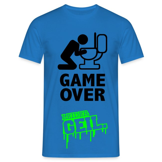 Game Over ♪ ♫ ♥