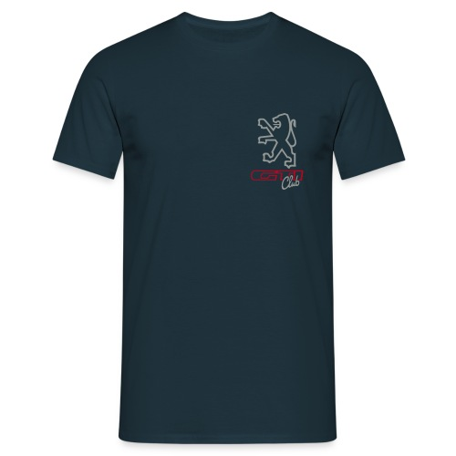 Mannen t shirt - Mannen T-shirt