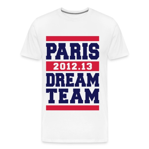 paris dream team - T-shirt Premium Homme
