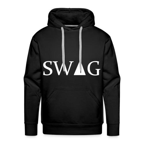 sweat capuche SWAG - Sweat-shirt à capuche Premium pour hommes