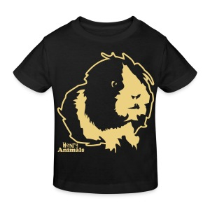 Kinder Bio-T-Shirt mit Elvis - Kinder Bio-T-Shirt