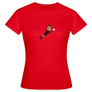 Women T-Shirt - Men T-Shirt - Spider goalkeeper - Women's T-Shirt