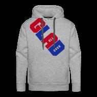 Hoodies & Sweatshirts ~ Men's Premium Hoodie ~ Glad All Over