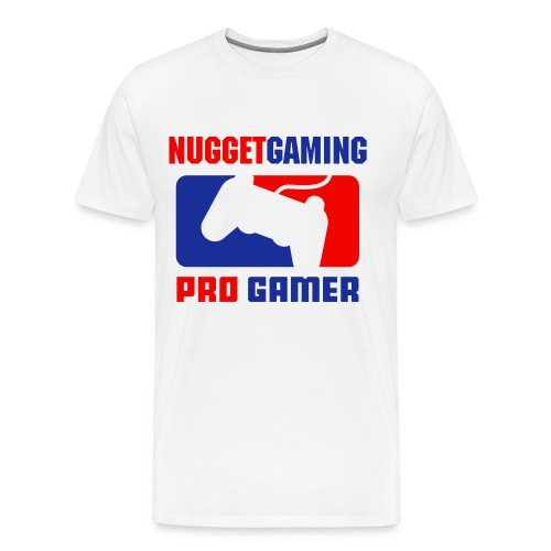 NuggetGaming Shirt - Men's Premium T-Shirt