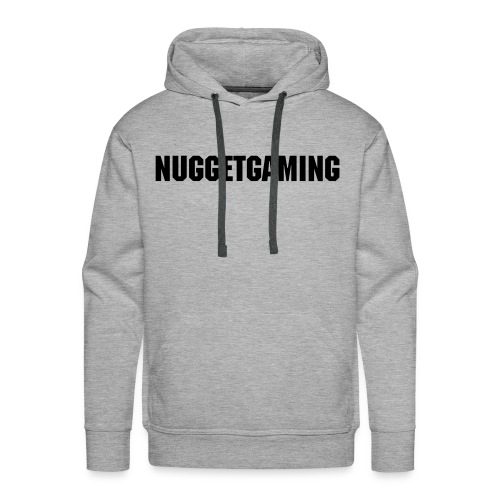 NuggetGaming Mens Hoddie - Men's Premium Hoodie