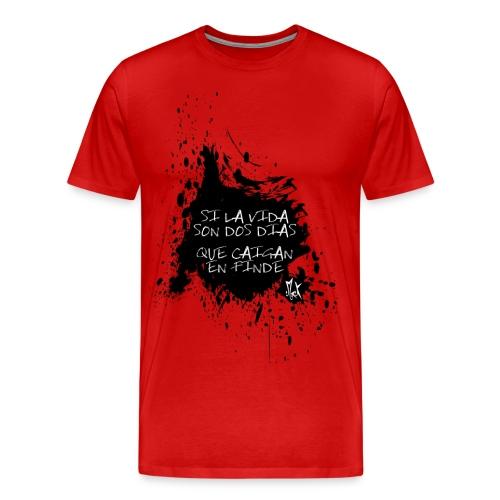 2 Dias McKoy - Camiseta premium hombre