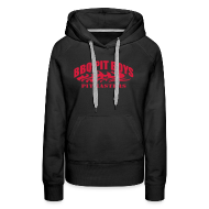 Hoodies & Sweatshirts ~ Women's Premium Hoodie ~ Official BBQ Pit Boys Women's Hoodie