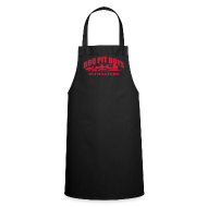 Aprons ~ Cooking Apron ~ Official BBQ Pit Boys Full Apron