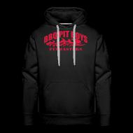 Hoodies & Sweatshirts ~ Men's Premium Hoodie ~ Official BBQ Pit Boys Men's Hoodies