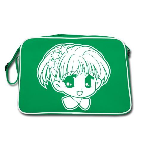 Kawaii manga girl bag - Retro Bag