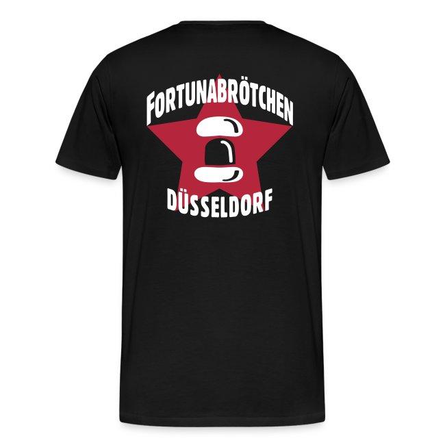 T-Shirt Fortunabrötchen Stern