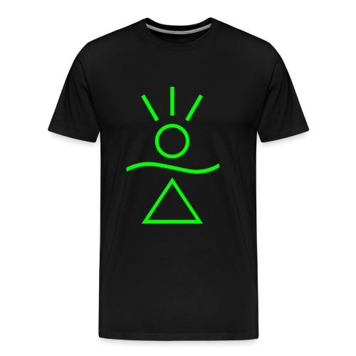 Honnaua ... energia da indossare -  Honnaua ... en - Maglietta Premium da uomo