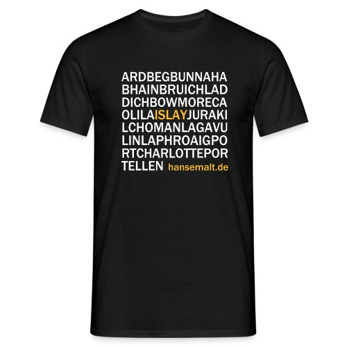 Islay Colour Change - Männer T-Shirt