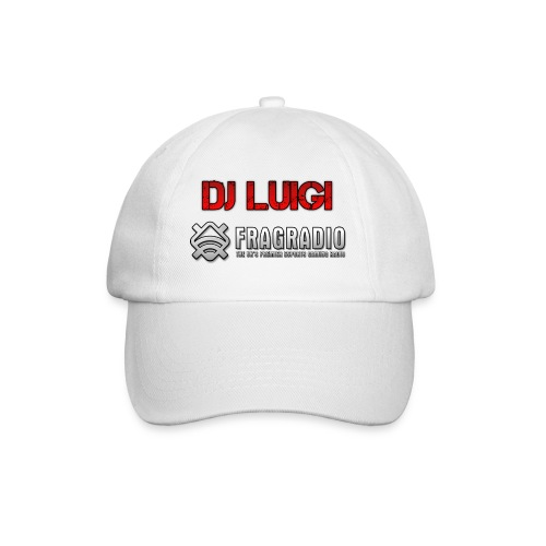 DJ Luigi - Baseball Cap (Luigi & FragRadio) - Baseball Cap