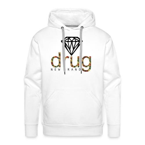 drug DIMOND - Männer Premium Hoodie