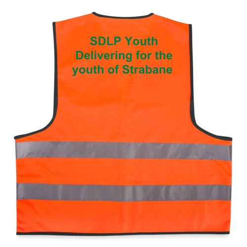 SDLP  Youth Strabane Jacket - Reflective Vest