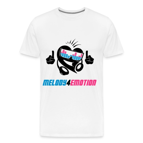 Emotion - Männer Premium T-Shirt