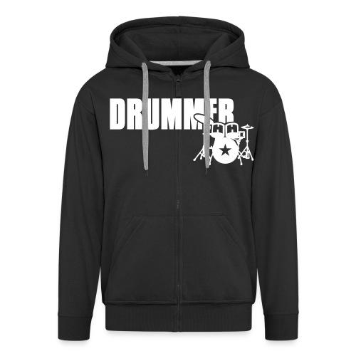 Drummer Boy - Herre premium hættejakke