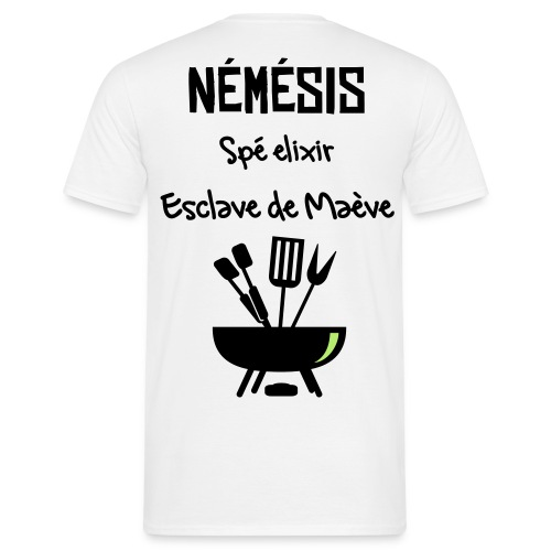 Collosse 2 - T-shirt Homme