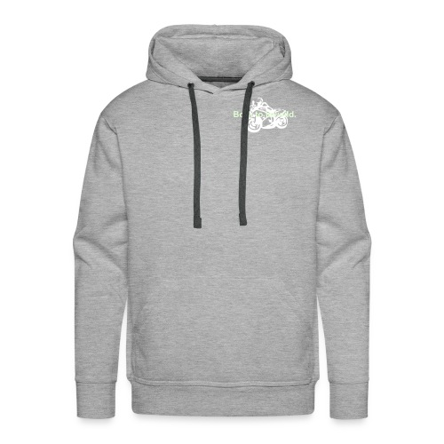 Born to be Wild - Men's Premium Hoodie