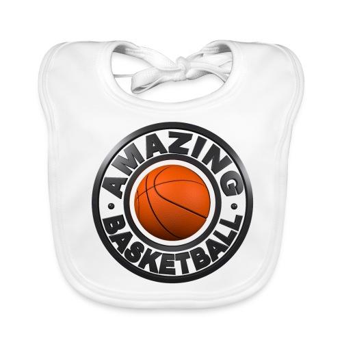 Amazing Basketball - Bavoir bio Bébé