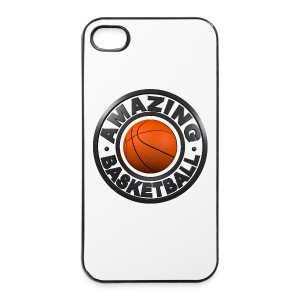 Amazing Basketball - Coque rigide iPhone 4/4s