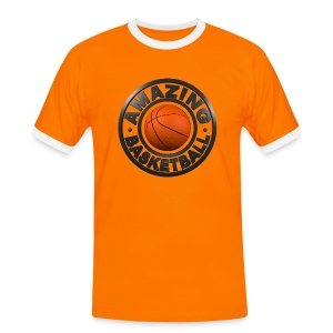 Amazing Basketball - T-shirt contraste Homme