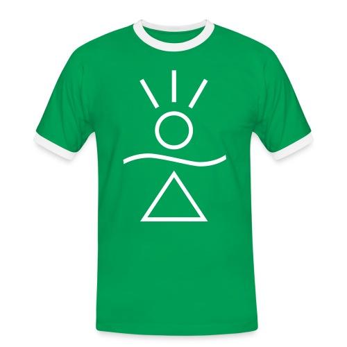 Honnaua ... energia da indossare - Maglietta Contrast da uomo