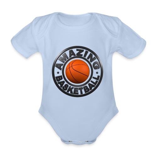 Amazing Basketball - Body bébé bio manches courtes