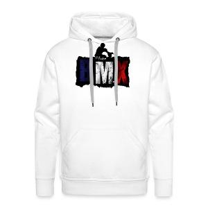 RIDER FRANCE - Sweat-shirt à capuche Premium pour hommes