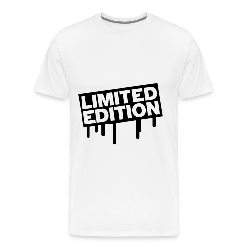 T-Shirt Limited Edition ! - Maglietta Premium da uomo
