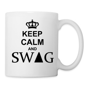 Tazza Keep Calm and Swag - Tazza