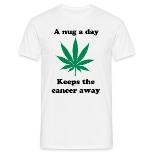 A Nug a Day - Men's T-Shirt