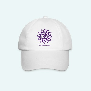Purple Logo Cap - Baseball Cap