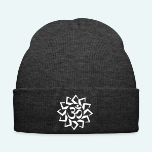 White Star Winter Hat - Winter Hat