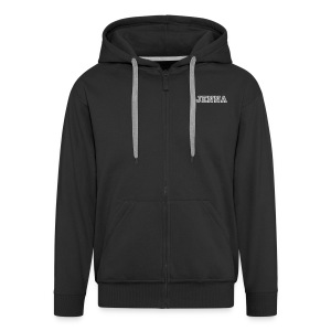 BGWR Hoody - JENNA - Men's Premium Hooded Jacket