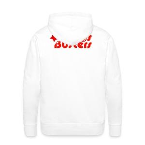 Ninjas Busters - Sweat-shirt à capuche Premium pour hommes