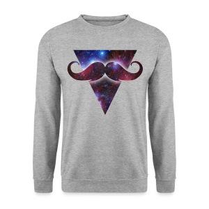 Mustache  - Men's Sweatshirt