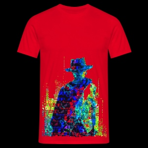 The Glitch With No Name - Men's T-Shirt